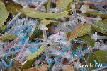 В Республике Марий Эл отходы из стоматологии выбрасывали в мусорные контейнеры у жилых домов