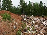 Свалка в Кирове с медицинскими отходами может стать причиной эпидемий