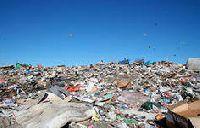 В Волгограде на городской свалке обнаружены медицинские отходы