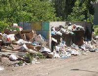 Опасную свалку мед. отходов нашли недалеко от Волгограда