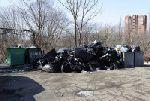 Во Владивостоке отходы морга складируют во дворе больницы